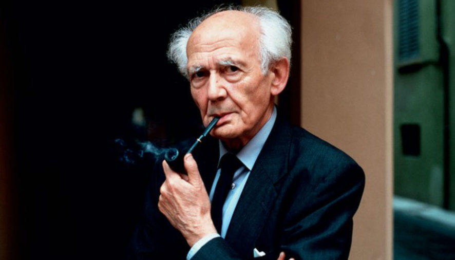 A student's touching interview with Zygmunt Bauman