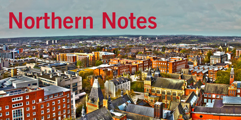 New Northern Notes blog launched