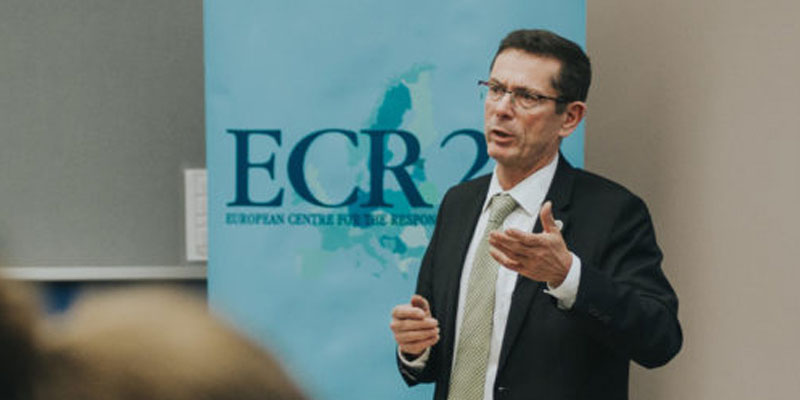 Dr. Ivan Šimonović joins the University as Visiting Professor of International Relations