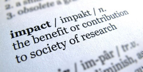 Impact of research definition