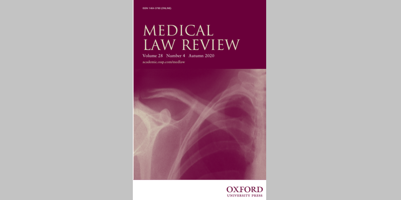 Professor Jose Miola appointed as joint Editor in Chief of the Medical Law Review