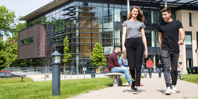 Students have voted the University of Leeds as offering one of the best student experiences in the UK