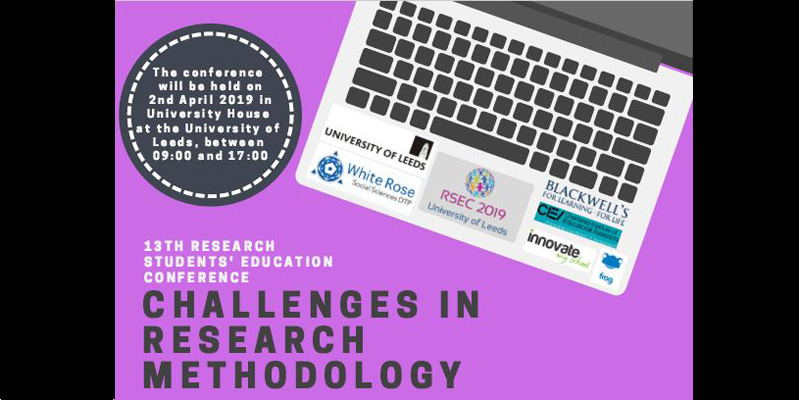 Research Students' Education Conference 2019