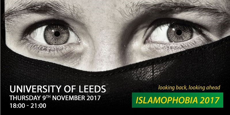 Islamophobia 2017: Looking Back, Looking Ahead lecture