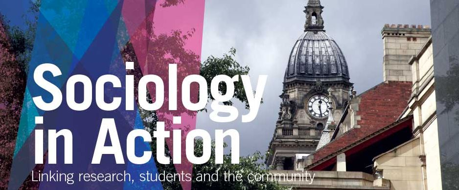 Sociology in Action links research, students and the community