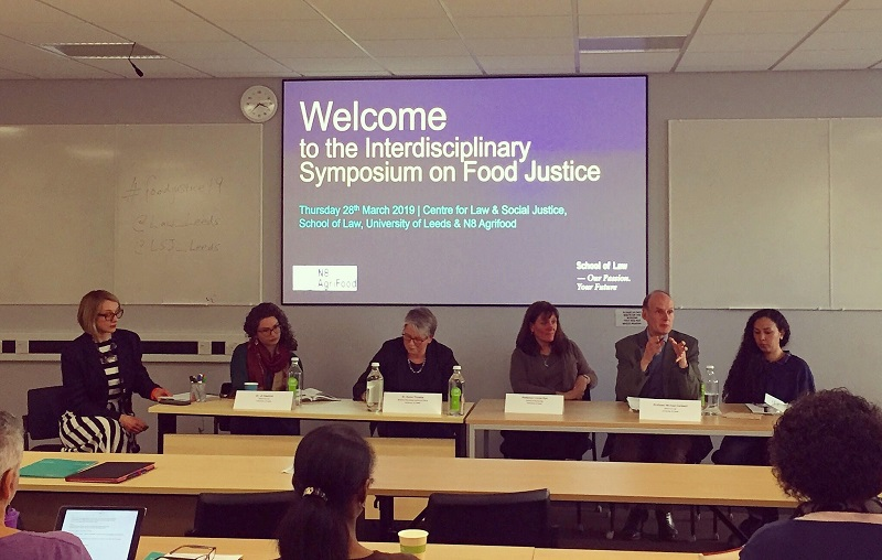 Leading academics come together to discuss food justice