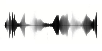 Image of a sound wave