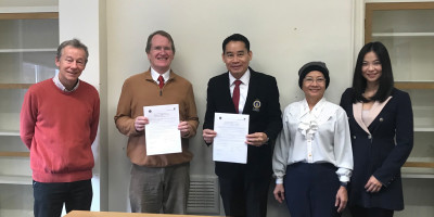 School of Education partnership with Thailand
