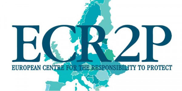 European Centre for the Responsibility to Protect map of Europe